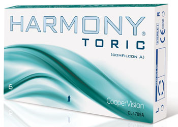 Harmony Contact Lenses From CooperVision